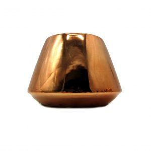 Vaso de cerâmica decorativo grande